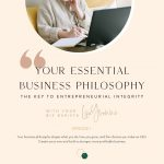 Ep 1: Brew Your Essential Business Philosophy